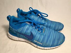 b0e34e749ec10 Nike Free OG  14 BR Breathe (644394-401) Blue Running Shoes Men