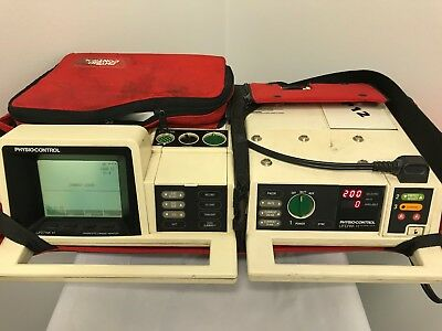 Physio Control Lifepak 11 Used - Sold As Is
