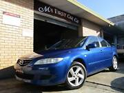 04 Mazda 6 4 cyl, 2.3L Man. 6months rego & rwc, *1yr warranty* Southport Gold Coast City Preview