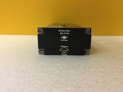 Bruel Kjaer Zg0146 Battery Box For 4205 Sound Power Source. No Batteries