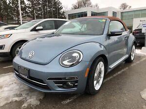 2019 Volkswagen Beetle Wolfsburg Edition Convertible 2.0T 6sp at