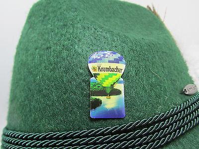 Krombacher (Hot Air Balloon) Oktoberfest Hat Pin