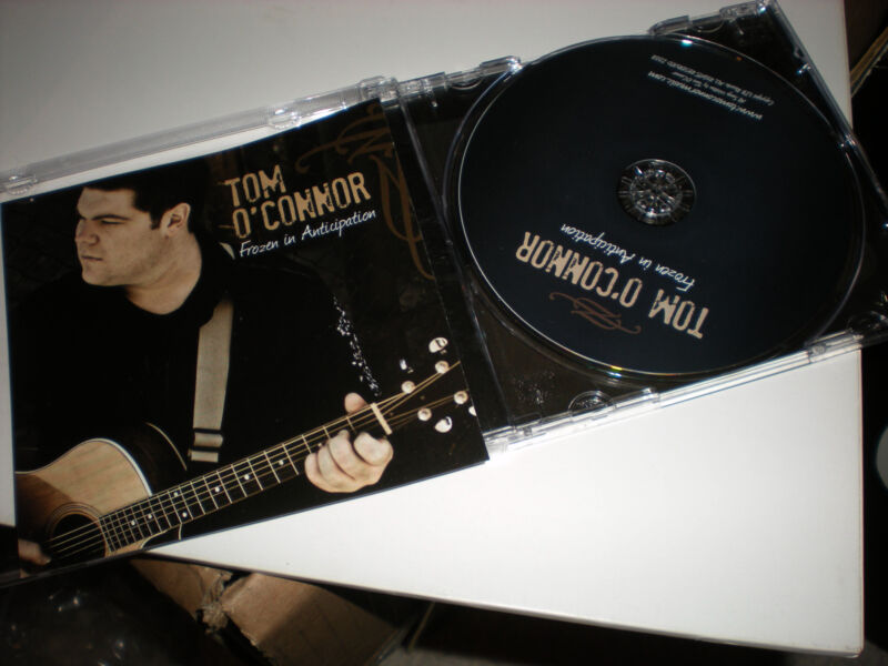 Tom O'Connor Frozen in Anticipation CD
