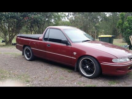 1999 Holden Ute Ute Clarence Town Dungog Area Preview