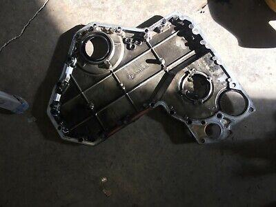 Cat Caterpillar Gear Cover Housing Diesel 3054 Engine Perkins 6i0837