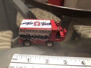 montreal canadiens 1999 die cast zamboni upper deck