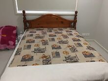 Queen Bed with mattress Leppington Camden Area Preview