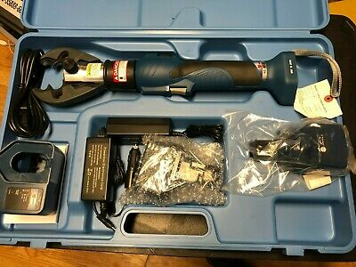 Huskie Sl-bndbg Battery Operated Compression Tool Kit Bndbg Crimper