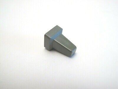 Fluke 8050a Digital Multimeter Parts - Push Button Knob - Gray Grey