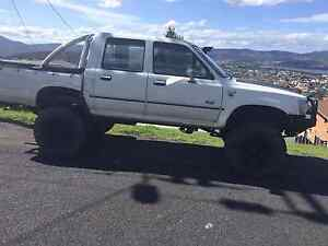 toyota hilux 1995 4/4 West Hobart Hobart City Preview