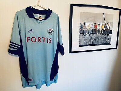 Anderlecht Away Football Shirt 2001/02 Size Adults XL Authentic Rare Belgium image