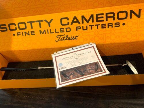 """Rare"" John Daly Scotty Cameron Newport Beach Tour Putter With COA"