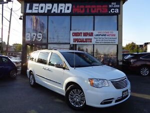 2016 Chrysler Town & Country Leather,Navigation,Camera,Pwr Doors