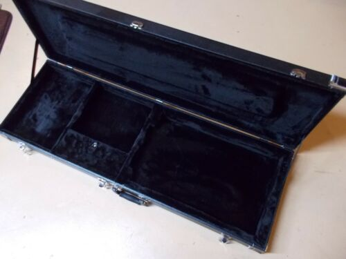 Glarry Universal lockable hard shell case for electric guitar NICE!!
