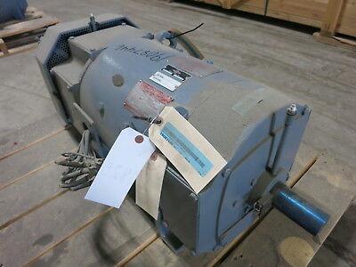 Rebuilt General Electric Dc Motor Cd288at 15 Hp 500 V 17502300 Rpm Tefc Ge 15hp
