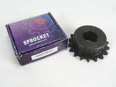 POWER DRIVE HB40A17X5//8 Idler Sprocket,Ball ANSI 40
