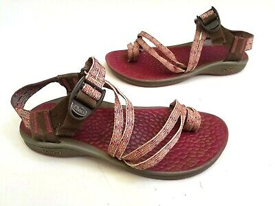 Used, Chaco Fantasia Water Sport Sandal Women size 6  for sale  Shipping to India