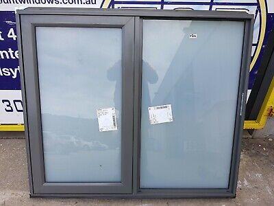 Aluminium Awning Window 1070H x 1225W (Item 4500) Woodland Grey