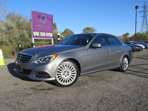 2014 Mercedes-Benz E350 E350 LOADED OFF LEASE FROM MERCEDES MUST