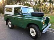 Landrover 1968 2A For Sale Hawthorn Boroondara Area Preview