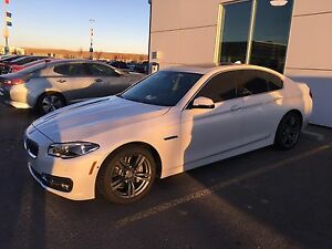 2016 BMW 535diesel Xdrive lease take over