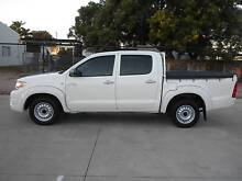2006 Toyota Hilux Dual Cab Ute Home Hill Burdekin Area Preview