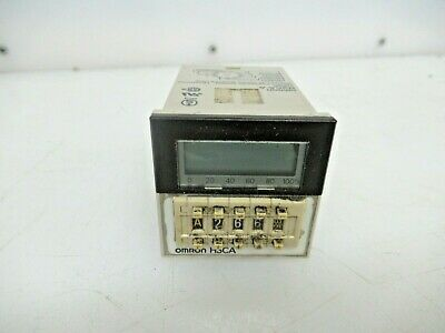 Omron Timer H3ca-a