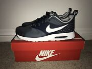 New Nike Air Max Tavas Essential US 10 Navy Blue Sneakers Shoes Sydney City Inner Sydney Preview