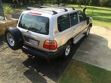 99 Toyota Landcruiser 105 100 series Solid Front Axle Jimboomba Logan Area Preview
