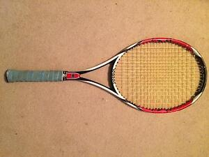 Tennis Racquet - Wilson K Factor Six One 95 Maylands Bayswater Area Preview