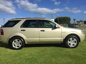 2005 Ford Territory Ghia   **ONLY 110,000 KILOMETERS**** Maddington Gosnells Area Preview