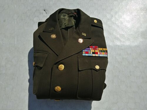 WW2 US Army Services 5th Division Major Officer