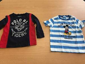 Kids Clothing - Boys - Size 18M Ryde Ryde Area Preview