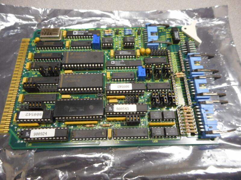 Watkins Johnson 085896-000 Technology 80 4323-2 900444-k Servo Motor Control Pcb