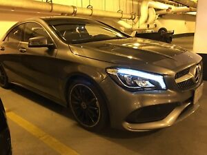 Benz CLA 250 4MATIC Coupe lease take over