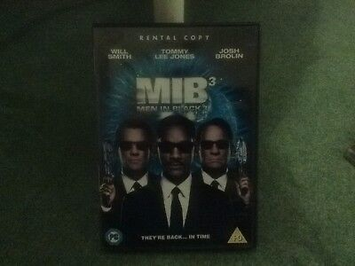 Men In Black 3 [DVD] They're Back... In Time