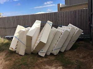Free free 200mm foam waffles pods in Cronulla Cronulla Sutherland Area Preview