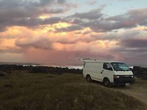 Backpacking Camper Van Macgregor Brisbane South West Preview