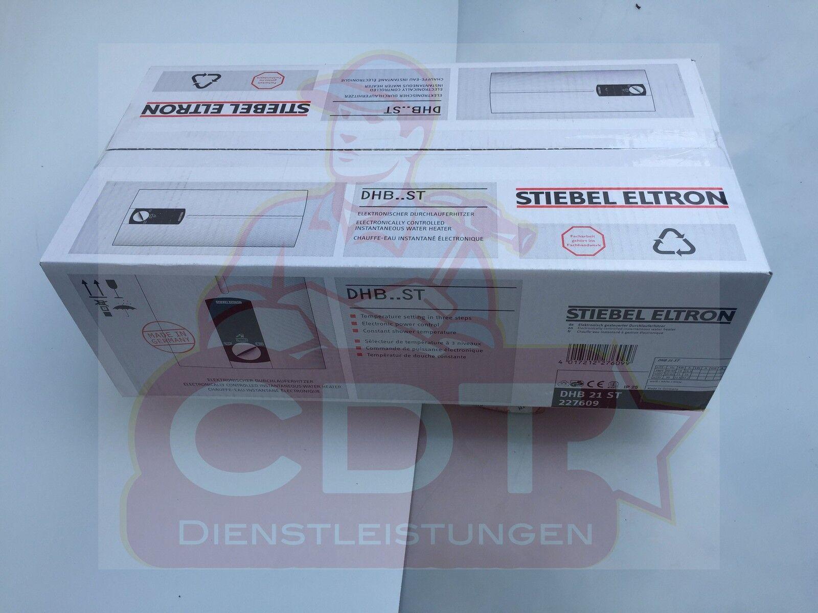 Stiebel Eltron Durchlauferhitzer Test Vergleich Circuit Breaker Labels Ebay Dhb 21 St 227609 Neu Kw