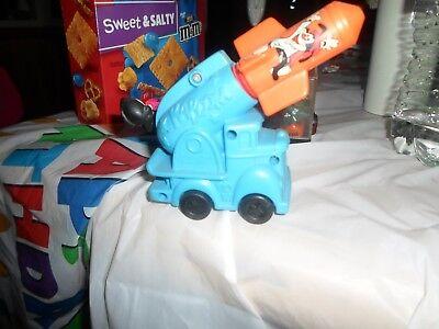 Animaniacs Wakko Yakko vehicle rocket launcher