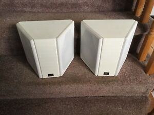 Pristine Pair of Monitor Audio Silver FXi Bi/Di Pole Speakers.
