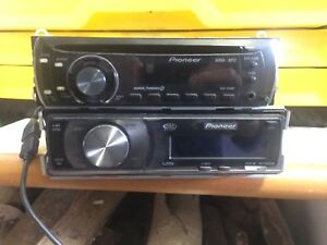 radio usb/aux + lecteur cd pionneer