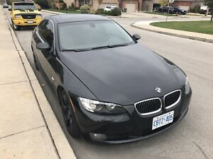 2009 Bmw 328i X drive Red interior