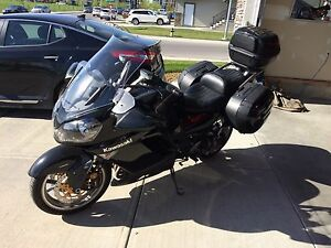 2009 Kawasaki Concours, fully serviced & tonnes of upgrades