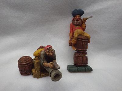"Harmony Kingdom Yo, Ho, Mateys"" Disney Pirates of the Caribbean Figurines [90]"