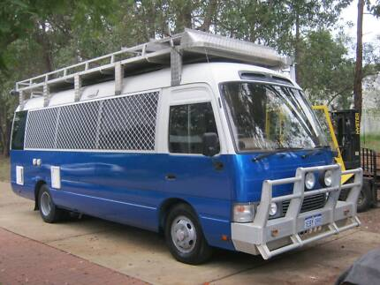 Camper Coaster bus 1995 turbo diesel 6 cyl Mahogany Creek Mundaring Area Preview