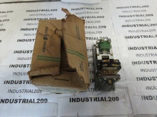 GENERAL ELECTRIC PNEUMATIC TIME DELAY RELAY CR28208110AA2 SER A NEW IN BOX