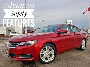 2015 Chevrolet Impala 2LT Leather Emerg Braking  FREE Delivery