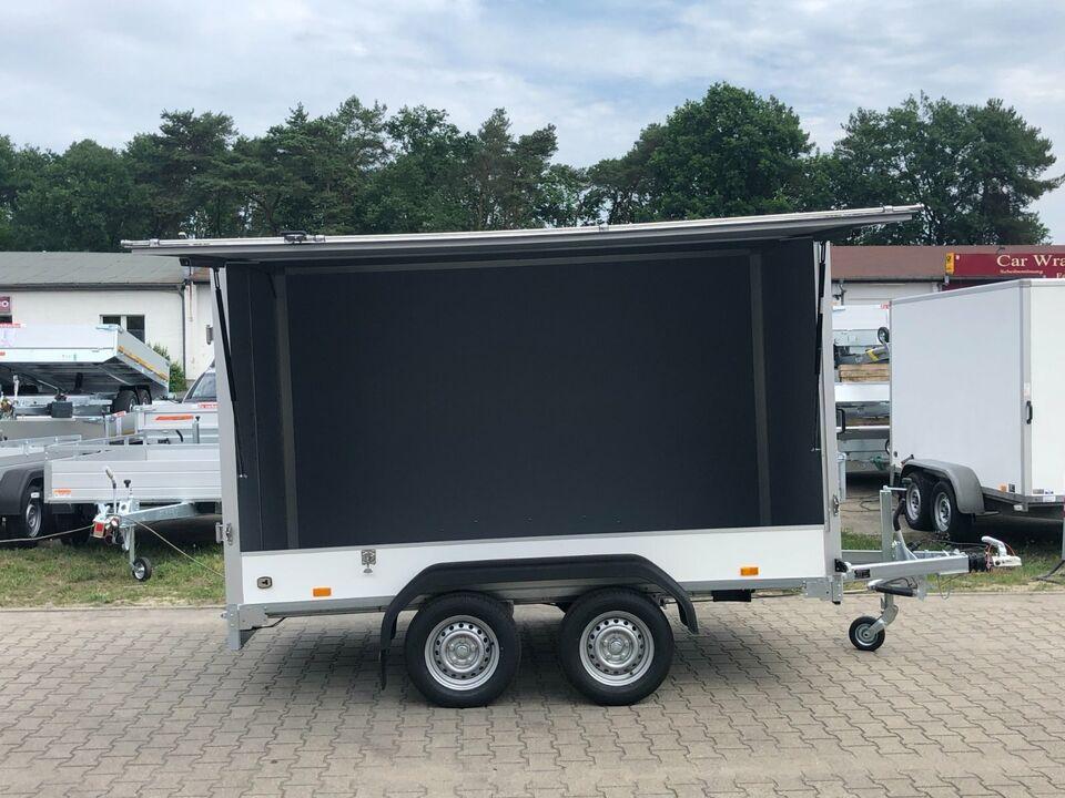⭐Anhänger Saris Koffer FW2000 2000 kg 306x154x180 cm Seitenklappe in Schöneiche bei Berlin