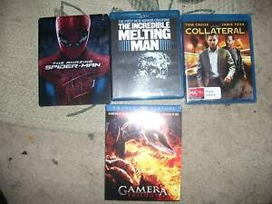 assortment bluray horror Scoresby Knox Area Preview